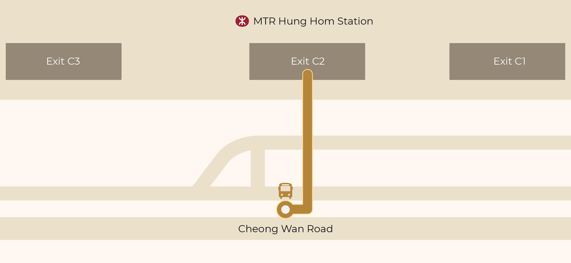 MTR Hung Hom Station